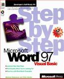Step by Step Microsoft Word 97, Michael Halvorson and Chris Kinata, 1572313889