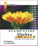 Elementary Algebra : Concepts and Applications, Bittinger, Marvin L. and Ellenbogen, David J., 0321233883