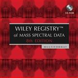 Wiley Registry of Mass Spectral Data, John Wiley & Sons Staff, 047011388X