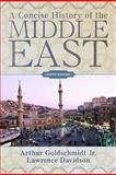A Concise History of the Middle East, Goldschmidt, Arthur, Jr. and Davidson, Lawrence, 0813343887