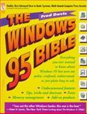 Windows 95 Bible, Davis, Frederick, 0201883880