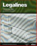 Legalines on Income Taxation, 15th, Keyed to Klein, Gilbert Law Publishing, 0314263888