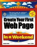 Create Your First Web Page, Revised and Expanded, Steven E. Callihan, 0761513884