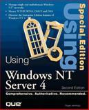 Using Windows NT Server 4 : Special Edition, Jennings, Roger, 0789713888