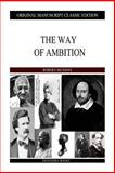 The Way of Ambition, Robert Hichens, 1484903889