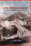 Love Strong as Death, Lucy Peel, 088920389X