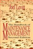 Handbook of Maintenance Management, Levitt, Joel, 0831133899