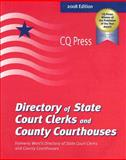 Directory of State Court Clerks and County Courthouses 2008, , 0872893898