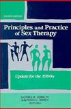 Principles and Practice of Sex Therapy : Update for the 1990s, , 0898623898