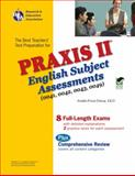 Praxis II English Subject Assessments, Davis, Anita Price, 0738603899