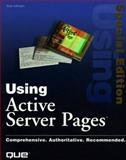 Using Active Server Pages : Special Edition, Johnson, Scott, 0789713896