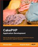 CakePHP Application Development, Syam, Anupom and Bari, Ahsanul, 1847193897