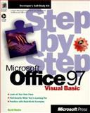 Microsoft Office 97 - Visual Basic Step by Step, Boctor, David, 1572313897