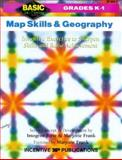 Map Skills and Geography K-1 9780865303898