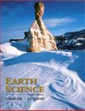 Earth Science, Tarbuck, Edward J. and Lutgens, Frederick K., 0130353906
