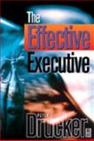 Effective Executive, Drucker, Peter F., 0750643900