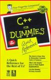 QR/C++ for Dummies, Shammas, Namir C., 0764503901