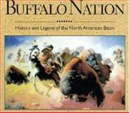 Buffalo Nation, Valerius Geist, 0896583902