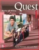 Quest  : Reading and Writing, Hartmann, Pamela and Blass, Laurie, 0073533904