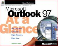 Microsoft Outlook 97 at a Glance, Stephen L. Nelson, 1572313900