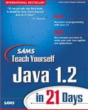 Sams Teach Yourself Java 1.2 in 21 Days, Lemay, Laura, 1575213907