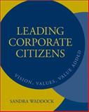 Leading Corporate Citizens, Waddock, Sandra A., 0072453907