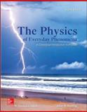 Physics of Everyday Phenomena, Griffith, W. Thomas and Brosing, Juliet W., 0073513903