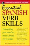 Essential Spanish Verb Skills, Rogelio Alonso Vallecillos, 0071453903
