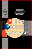 Object Oriented Languages, Gerald Masini, Amedeo Napoli, Dominique Colnet, Daniel Leonard, Karl Tombre, 0124773907