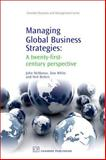 Managing Global Business Strategies : A 21st Century Perspective, McManus, John and White, Don, 1843343908