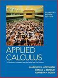 Applied Calculus for Business, Economics, and the Social and Life Sciences with MathZone : Mandatory Package, Hoffmann, Laurence D. and Bradley, Gerald L., 0073043907