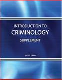 Intro to Criminology Supplement, Grana, Sheryl, 0757543901