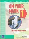 On Your Mark, Karen Davy, 0201663902