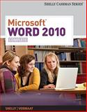 Microsoft® Word 2010, Vermaat, Misty E. and Shelly, Gary B., 0538743905