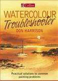 Watercolour Troubleshooter, Don Harrison, 0007163908