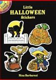 Little Halloween Stickers, Nina Barbaresi, 0486263908