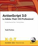 ActionScript 3. 0 for Adobe Flash CS3 Professional Hands-on Training, Lynda.com Staff and Todd Perkins, 0321293908