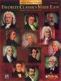 Favorite Classics Made Easy, David Carr Glover, 0769253903