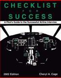 Checklist for Success 9780964283909