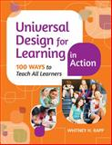 Universal Design for Learning in Action 1st Edition