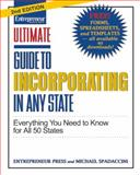 Ultimate Guide to in Incorporating Any State, Second Edition, Spadaccini, Michael, 1599183900