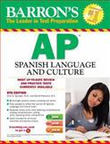 Barron's AP Spanish with MP3 CD, 8th Edition, Alice G. Springer and Daniel Paolicchi M.A., 1438073917