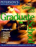 Peterson's Game Plan for Getting into Graduate School, Peterson's Guides Staff, 0768903912