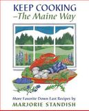 Keep Cooking the Maine Way, Marjorie Standish, 0892723912