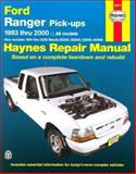 Ford Ranger Pickups, 1993-2000, Jorgensen, Eric and Ahlstrand, Alan, 1563923912