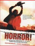 Horror!, James Marriott and Kim Newman, 1780973918