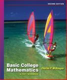 Basic College Mathematics, McKeague, Charles P., 0495013919