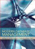 Modern Database Management, Hoffer, Jeffrey A. and Prescott, Mary, 0136003915