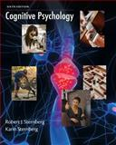 Cognitive Psychology, Sternberg, Robert J., 1133313914