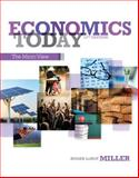 Economics Today : The Micro View Plus NEW MyEconLab with Pearson EText -- Access Card Package, Miller, Roger LeRoy, 0133403912